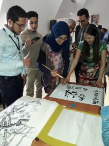 Journée d'échange culturel Maroc-Chine