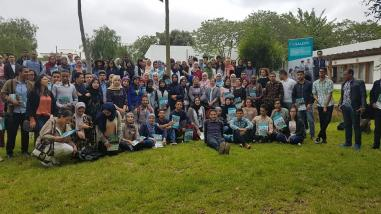 4 étudiants de l'Académie des Arts Traditionnels font partie de la première promotion du Pôle SALEEM Casablanca